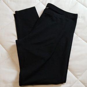 Victorias Secret Black Leggings Large